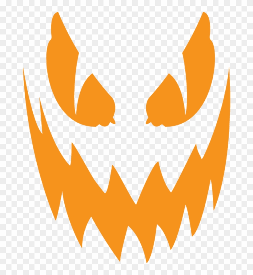 Scary Clipart Easy Jack O Lantern Face Png Transparent Png 30219 Pinclipart,Tuxedo Cats Wallpaper