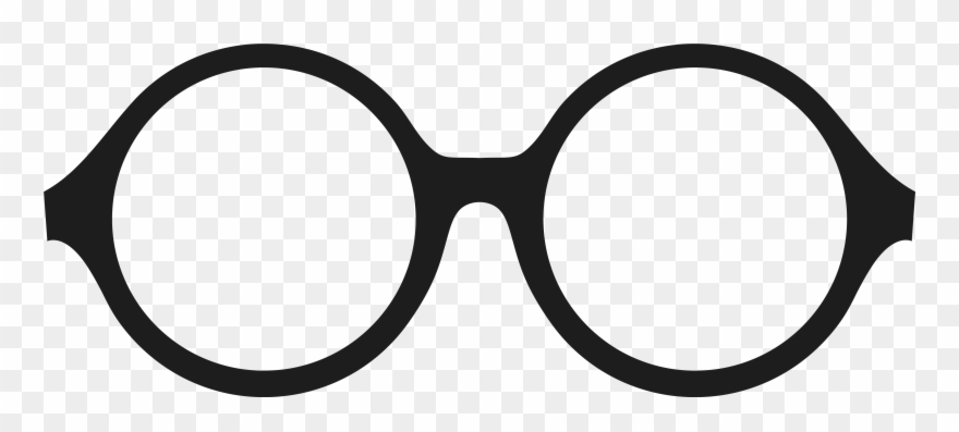 Glasses transparent background. Png harry potter with