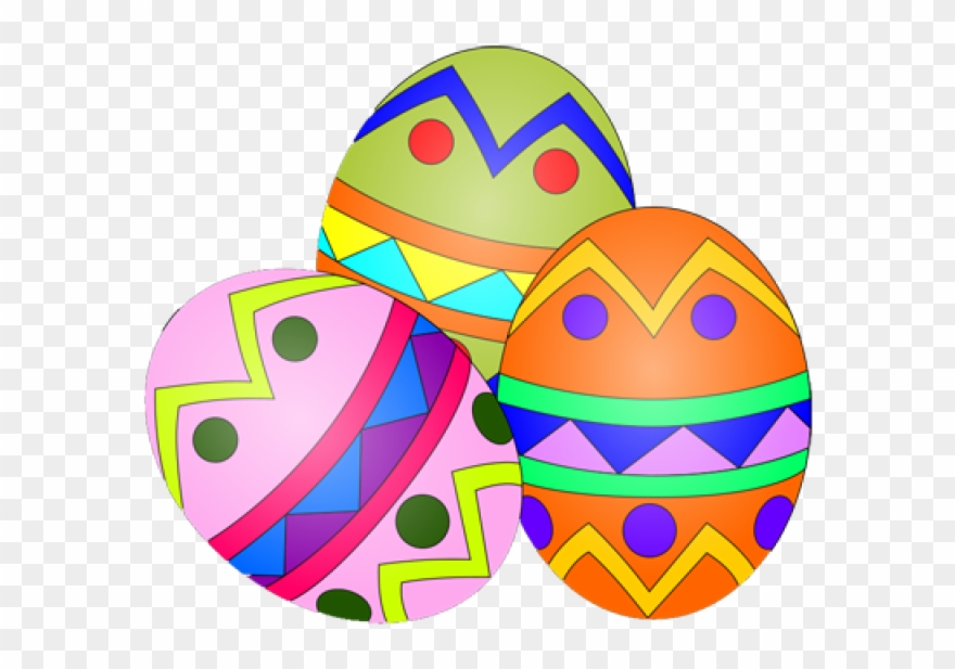 17 Free Easter Egg And Easter Basket Clip Art Designs - Easter Egg Hunt Clipart Sign - Png Download