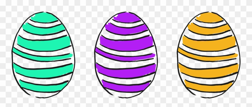 All Photo Png Clipart - Easter Egg Transparent Png