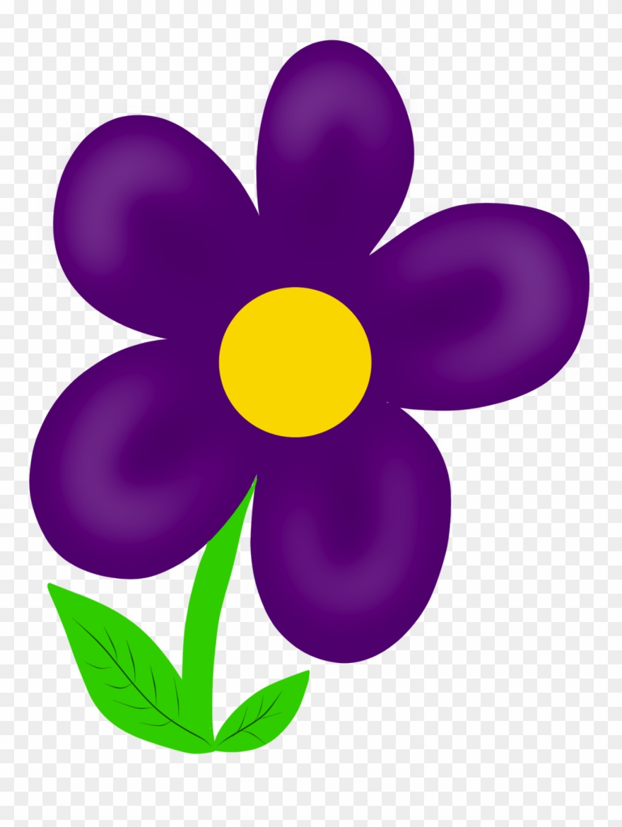 April flower. Clipart summer clip art