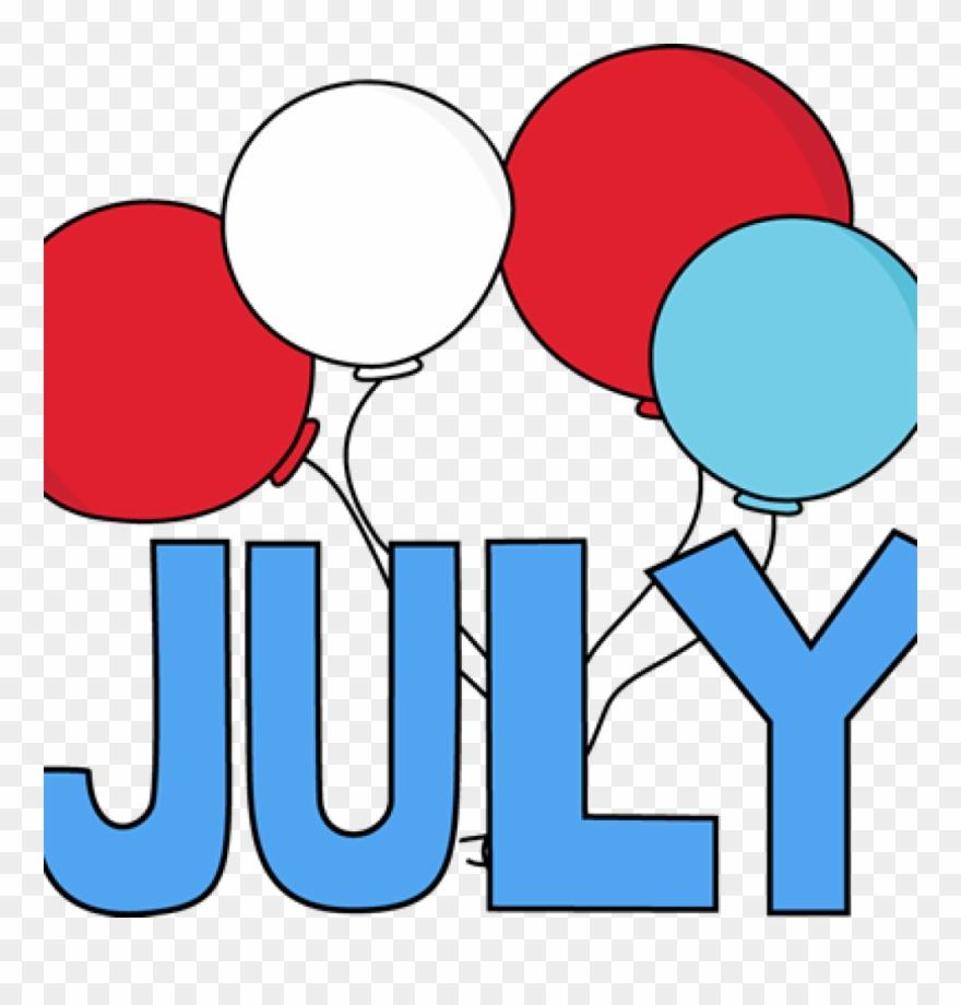 Calendar july. Free clipart month clip