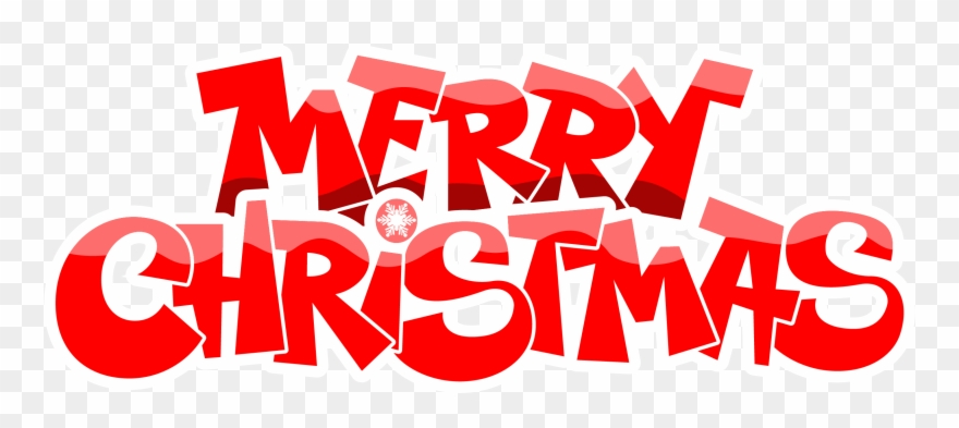 Merry Christmas Word Art Png.Merry Christmas Words Free Merry Christmas Clip Art