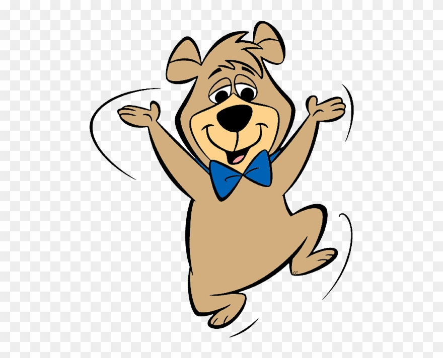 Picnic Clipart Yogi Bear - Boo Boo Bear Clipart - Png