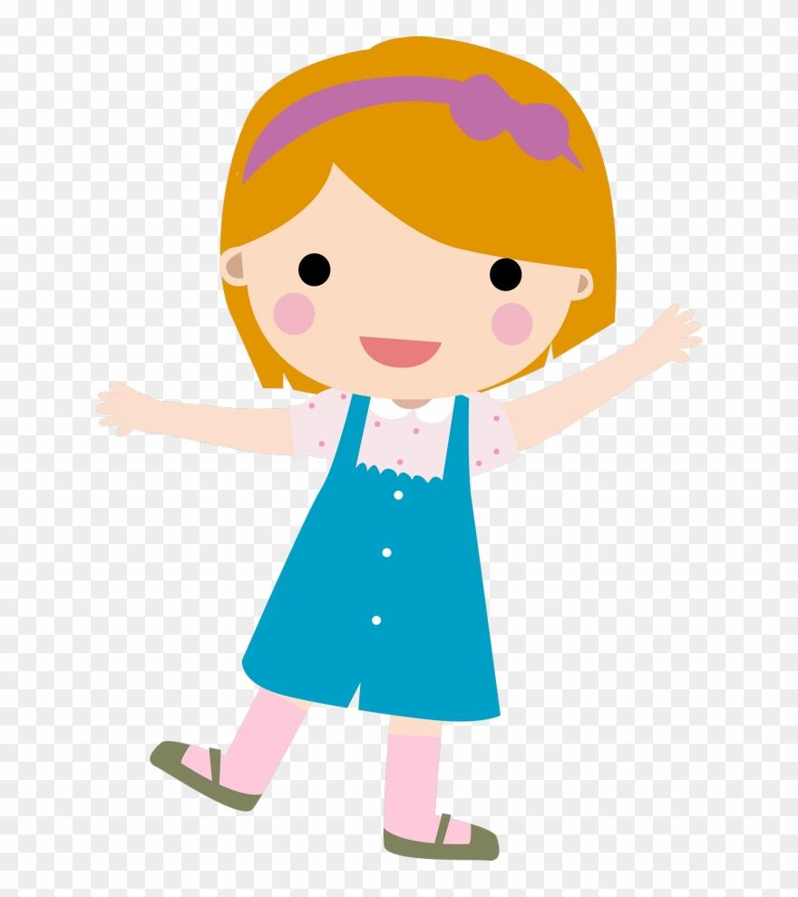 cartoon girl pictures - 670×909