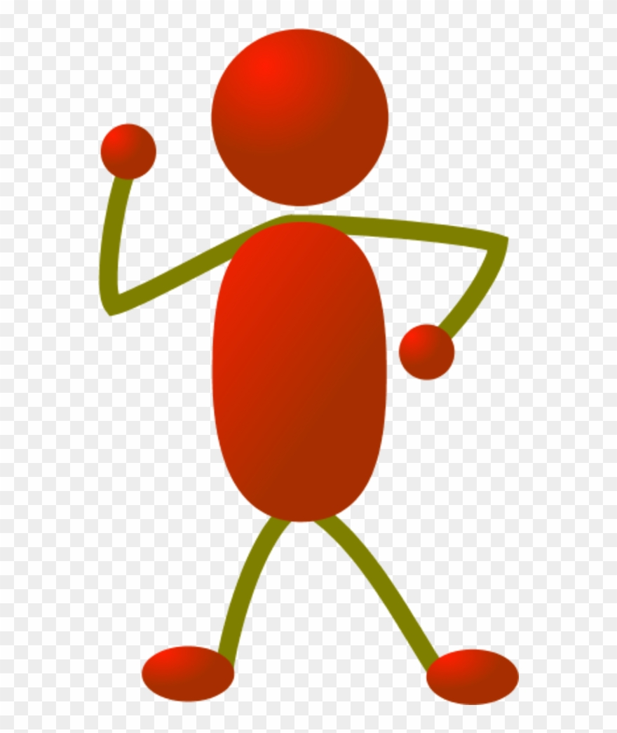 Stick Man Figure Dancing Man Dancing Stick Figure Clipart 38405