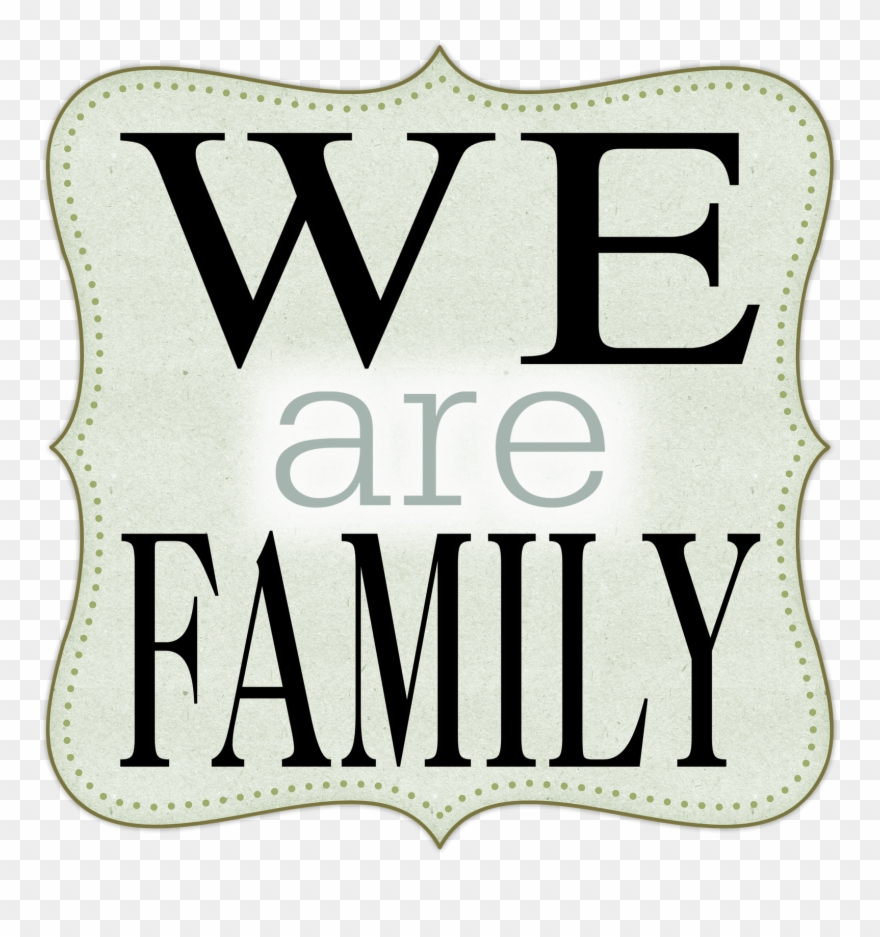 Families Clipart Text - Family Group Icon For Whatsapp Dp