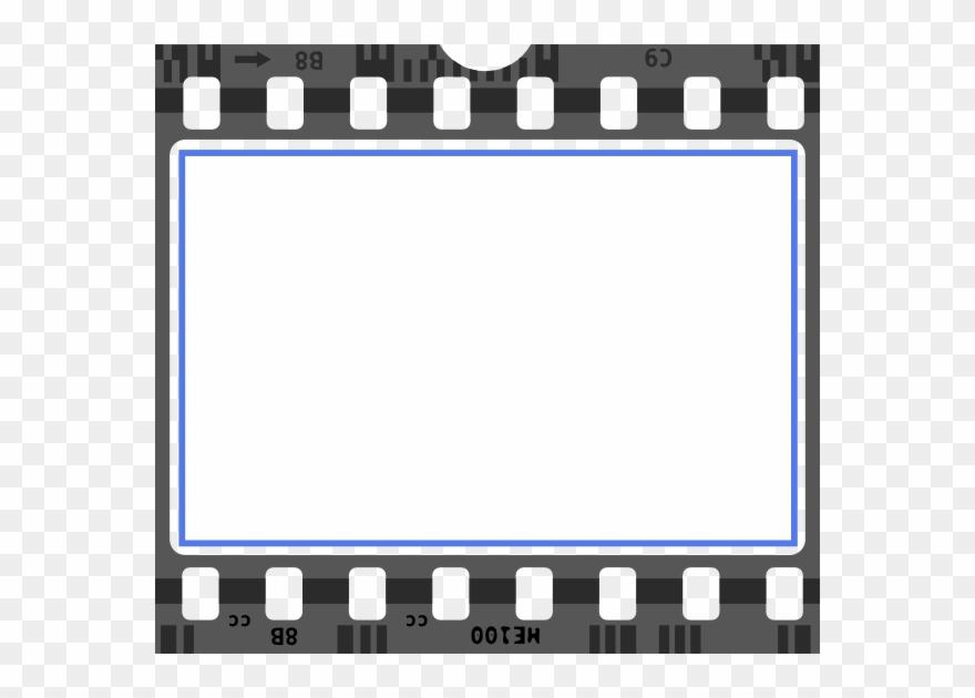 226d3fb06d Flim Png Clip Art At Clker Com Vector Clip Art Online - Film Strip Frame Png