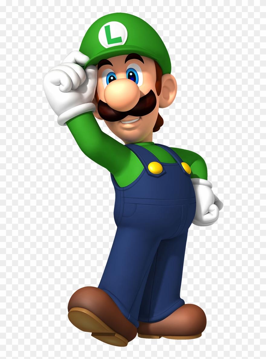 Super Mario Luigi Luigi Mario Clipart 301524 Pinclipart