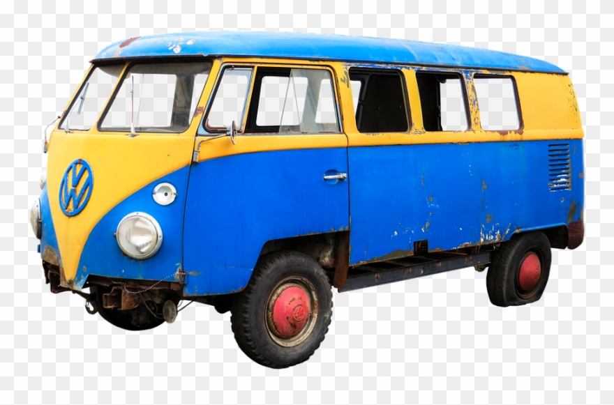 Vw Bus For Sale Near Me Clipart 3006871 Pinclipart