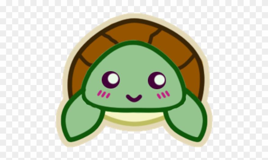 Cute animal adorable. Turtle sea kawaii clipart