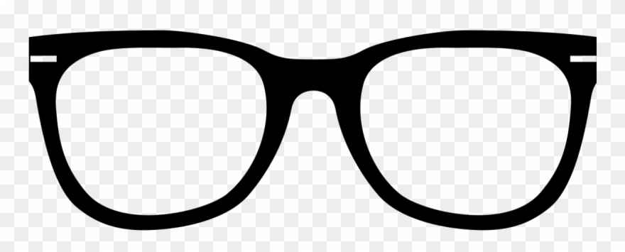 Glasses hipster. Sunglasses free frame clipart