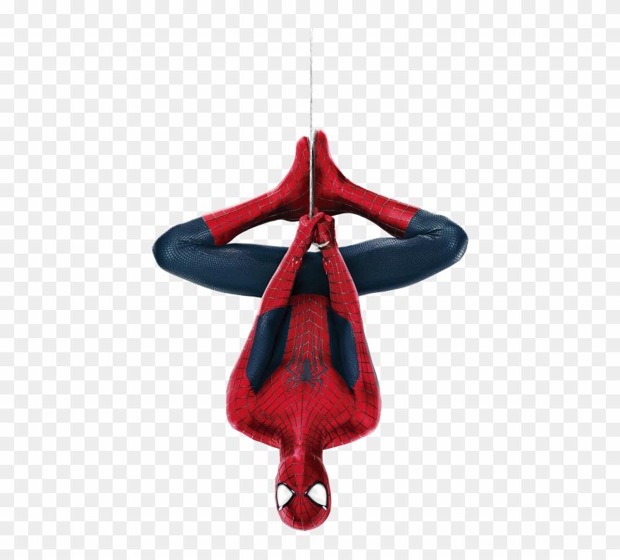 Spiderman upside down. Homem aranha spider