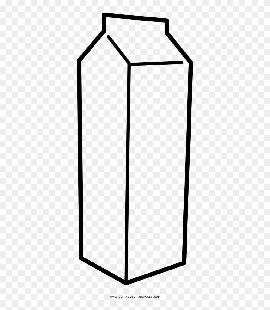 Best of Milk Carton Coloring Page - black wallpaper