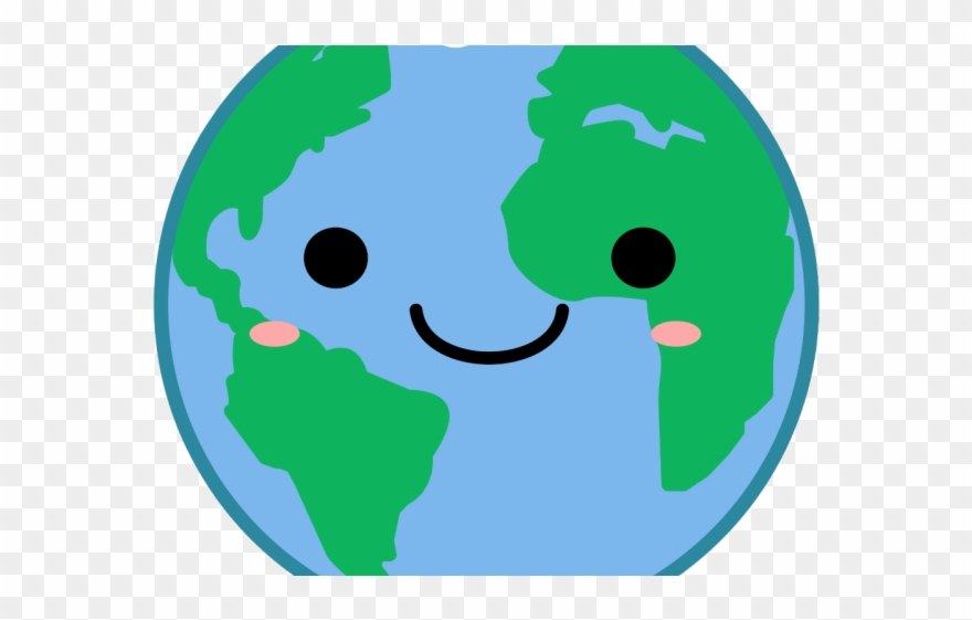 Planet earth. Clipart cute png download