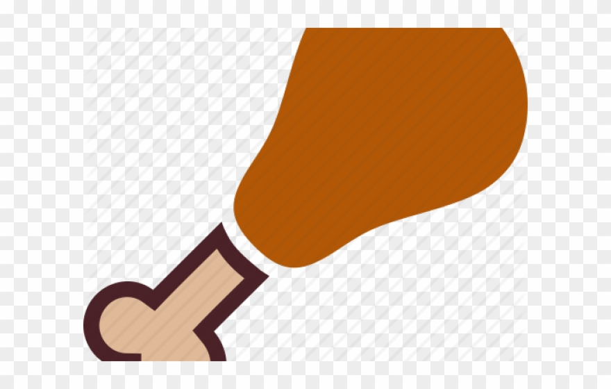 White Chicken Leg Clip Art at Clker.com - vector clip art online, royalty  free & public domain