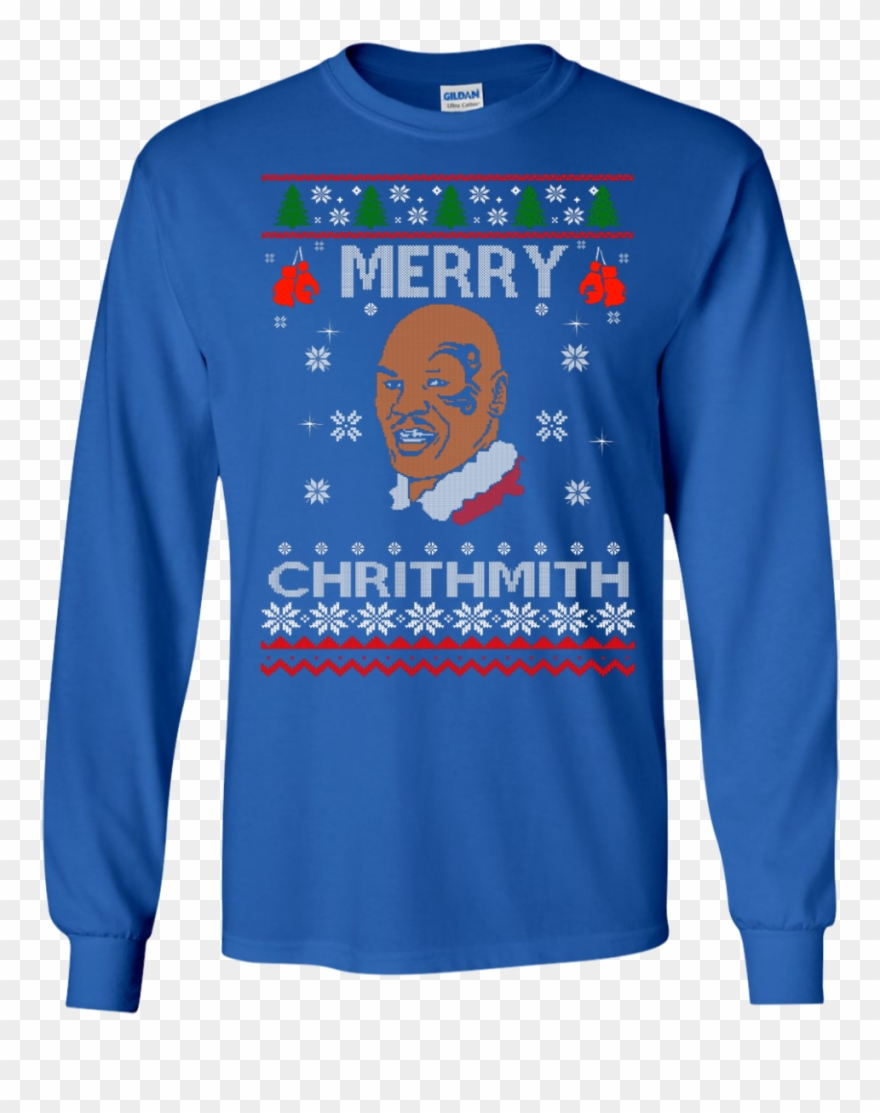 Mike Tyson Merry Christmas.Image 558px Merry Chrithmith Mike Tyson Ugly Christmas