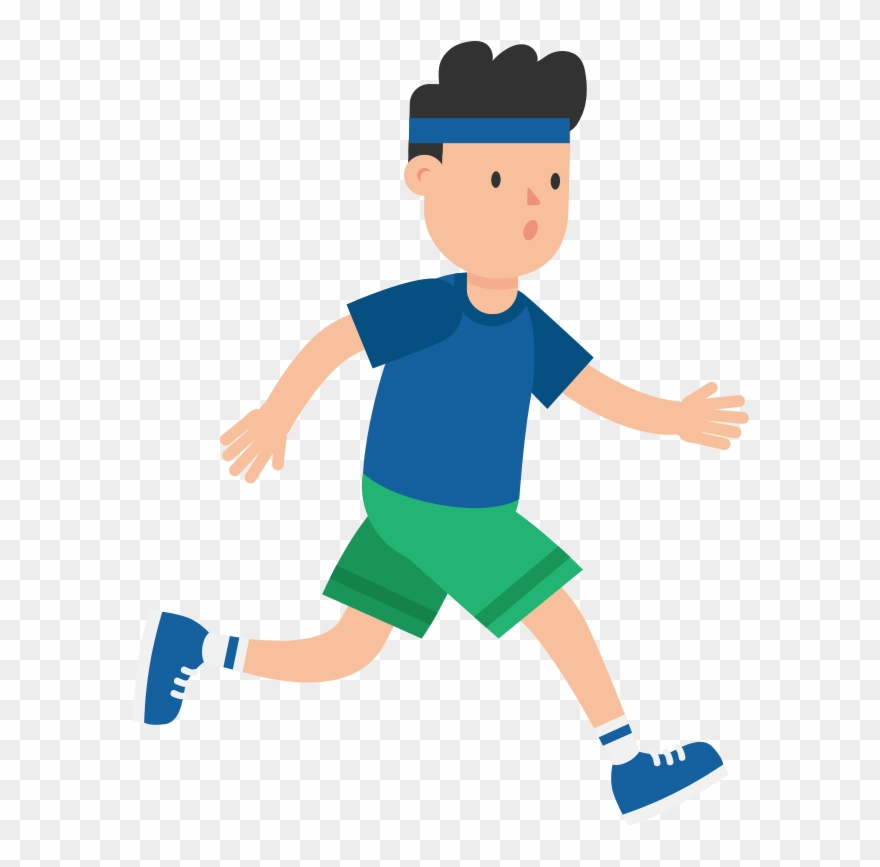 Exercising Clipart Jogging Portable Network Graphics Png Download 310029 Pinclipart