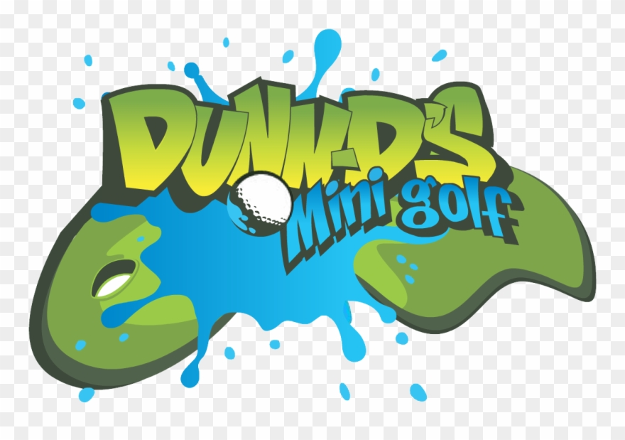 Mini Golf Clipart Summer Graphic Design Png Download 311368 Pinclipart