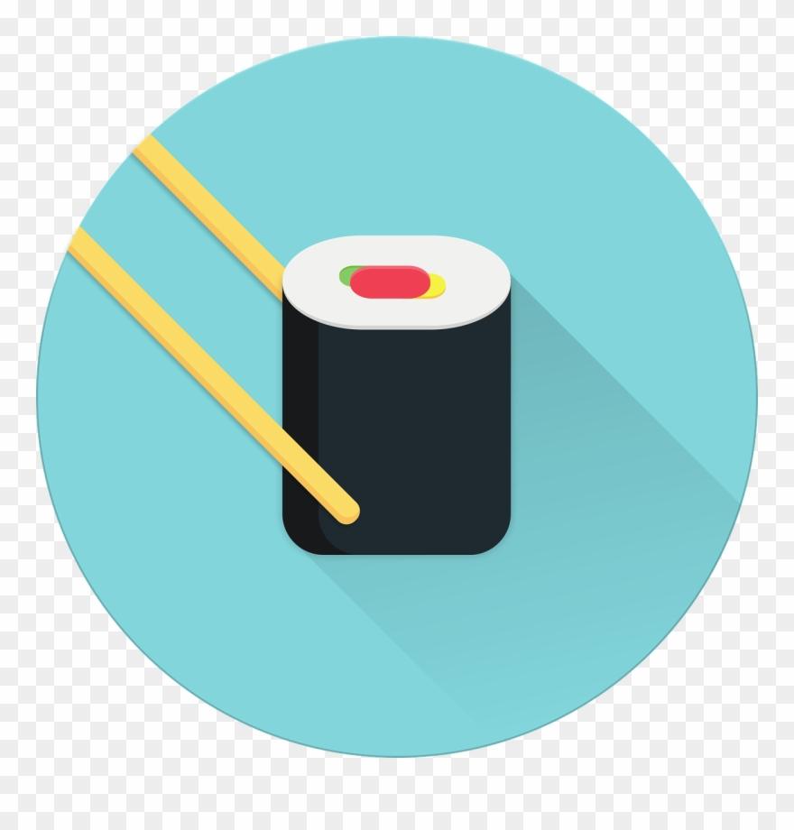 Super Sushi Stickers Messages Sticker 0 Sushi Desenho Png