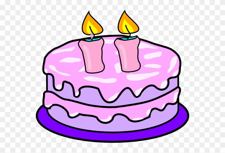 Kue Ulang Tahun Animasi Clipart Full Size Clipart 315783
