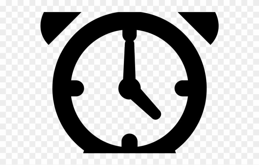Alarm Clipart Desk Clock Png Download 3104766 Pinclipart