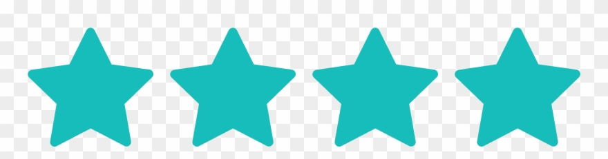 Fourstars - 4 Star Rating Clipart (#1534208) - PinClipart