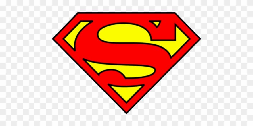 Superman Logo Clipart Picsart - Png Download (#3119380
