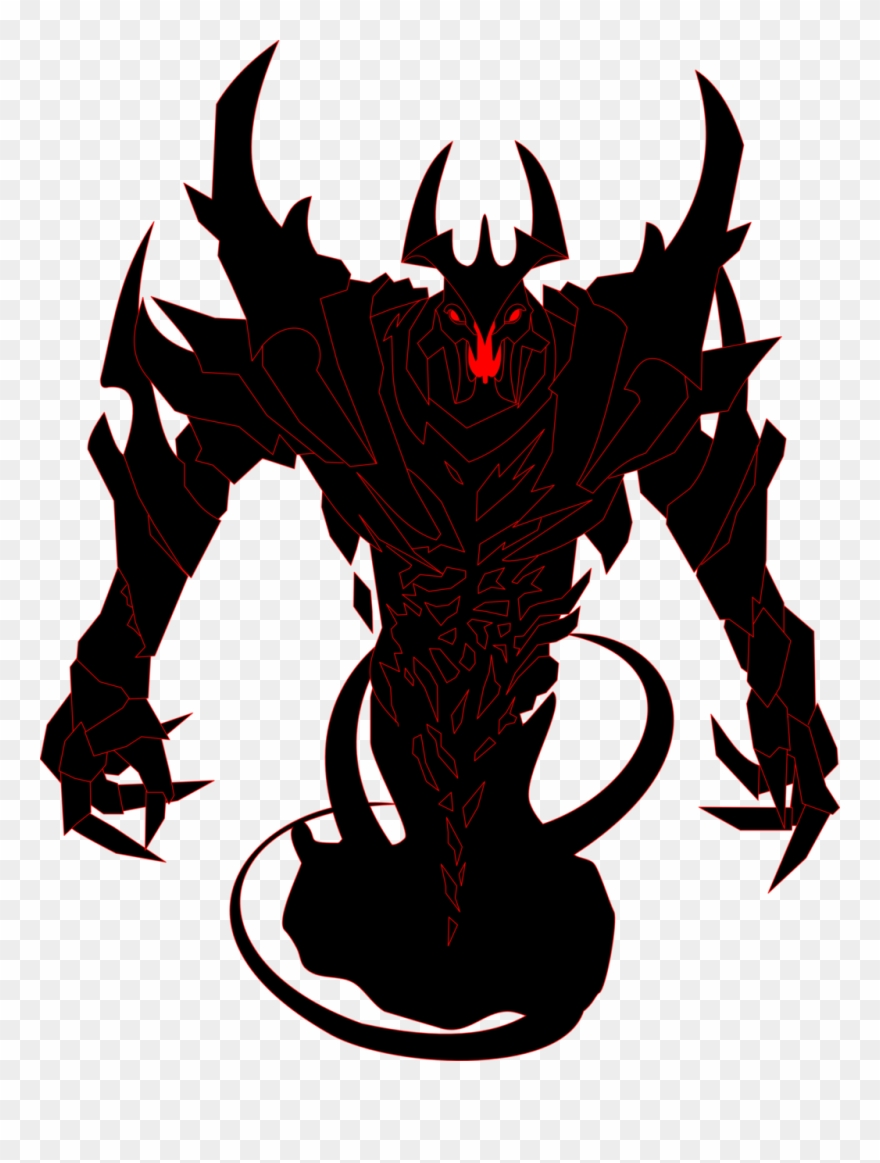 Devil Clipart Shadow Png Download 3131960 Pinclipart