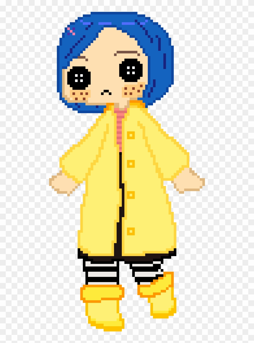Coraline Doll Clipart 3135900 Pinclipart