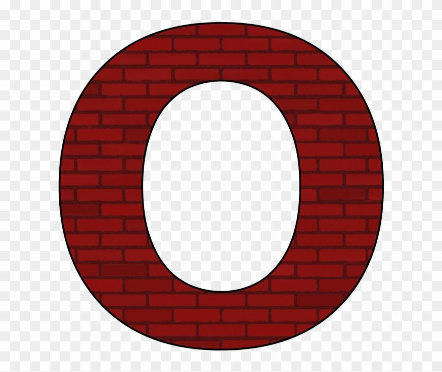 O, Alphabet, Letter, Abc, Transparent, Font, Words Clipart