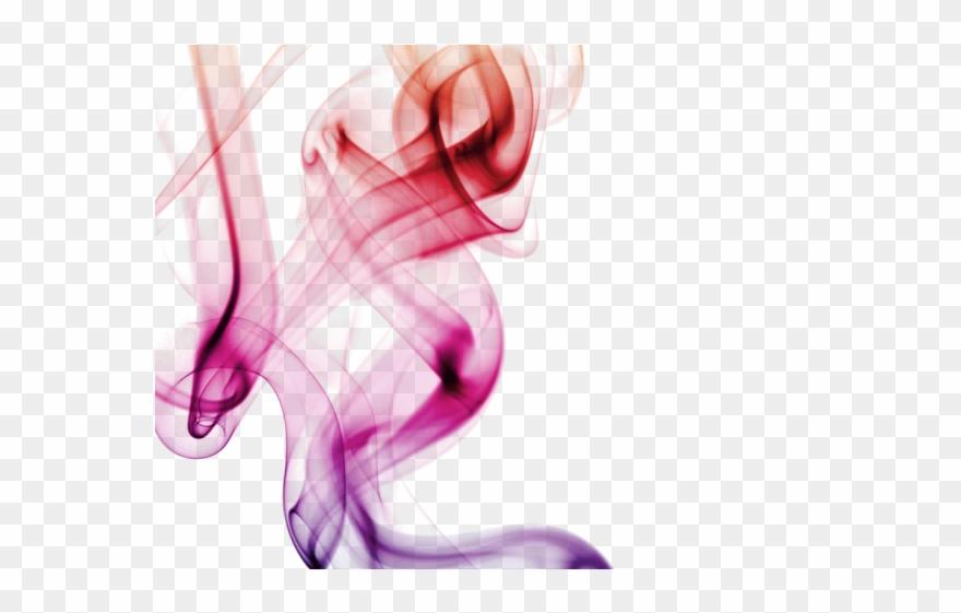 Smoke color. Colors clipart transparent colour