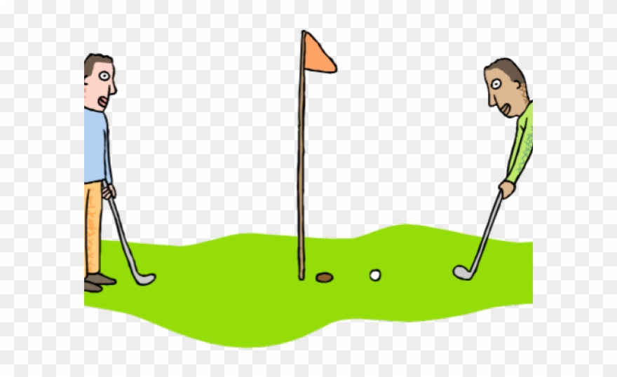 Golf Course Clipart Golf Lesson Pitch And Putt Png Download 3188002 Pinclipart
