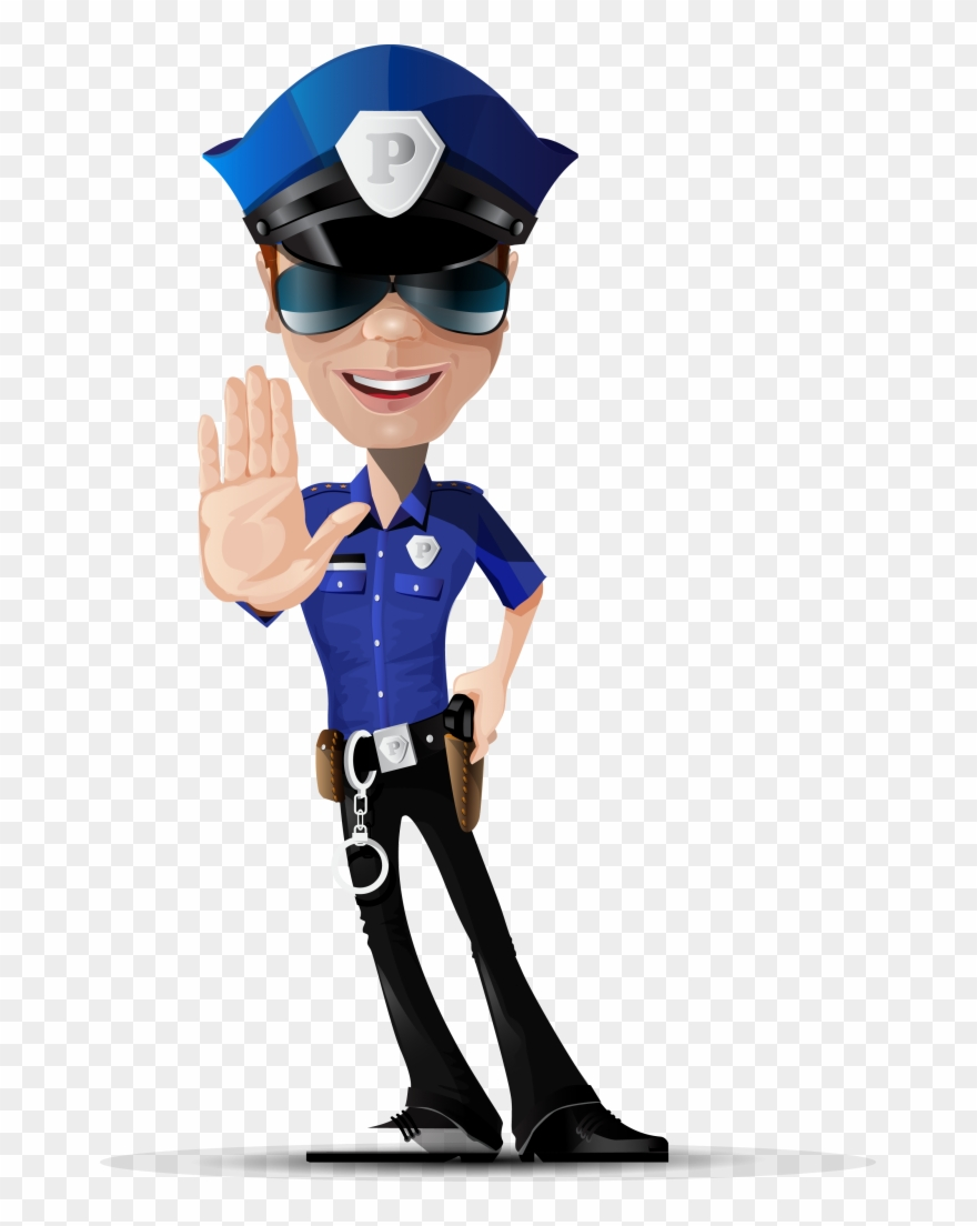 Police Officer Drawing Clip Art Transprent Png Policeman Vector