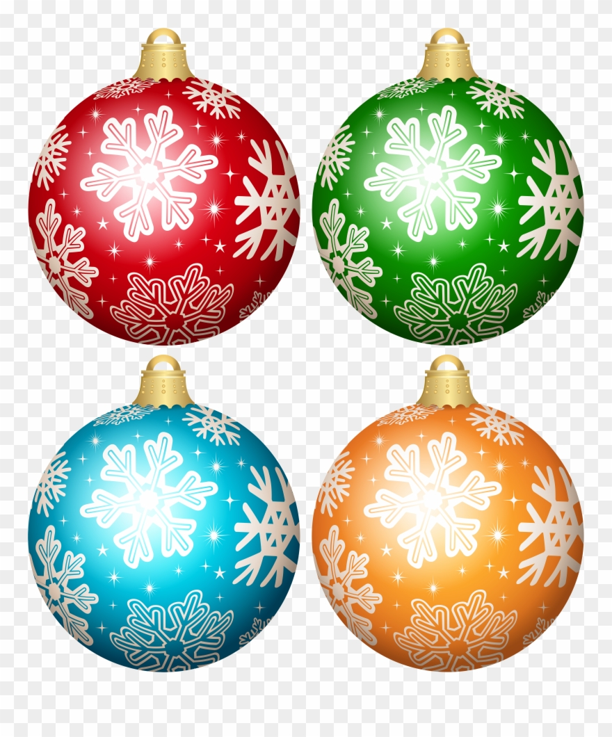 Christmas Ornament Sets.Christmas Ornament Sets Clipart Png Download 320272