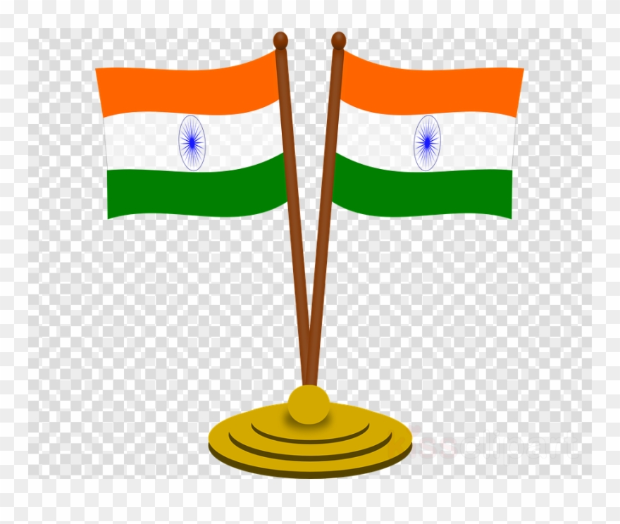 Witch Hat Png Clipart Flag Of India Clip Art - Indian Flag Clipart Png Transparent Png