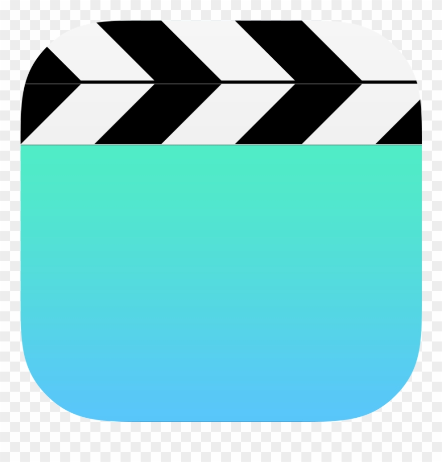 Video Icon Clipart Video Gallery - Ios 6 Vs Ios 7 Icons