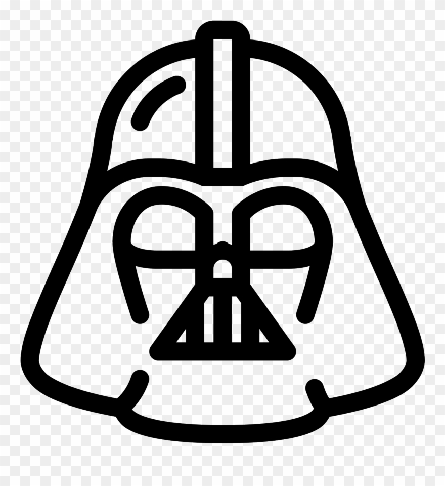 Darth Vader Icon Darth Vader Icon Free Clipart 323915