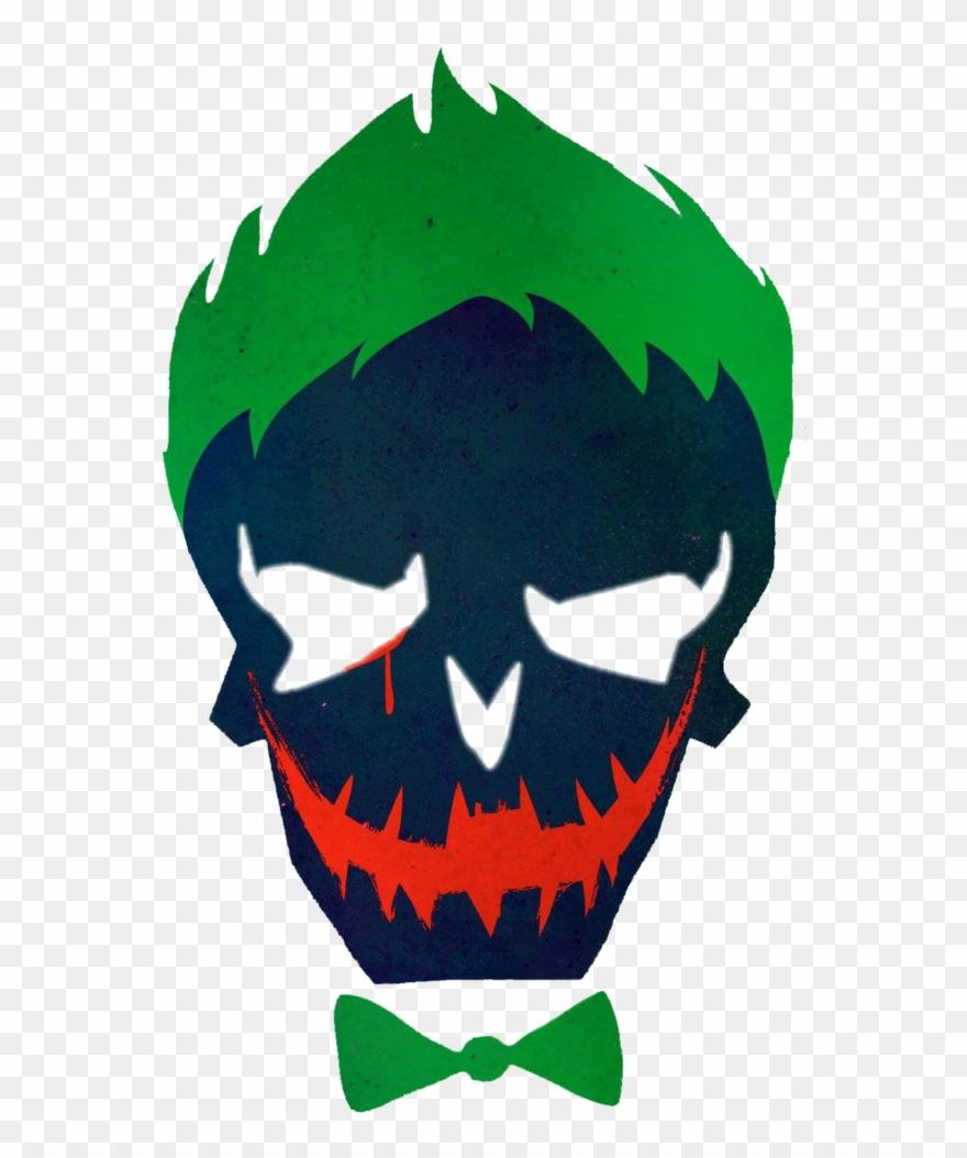 Joker clipart jokar joker stickers suicide squad png download