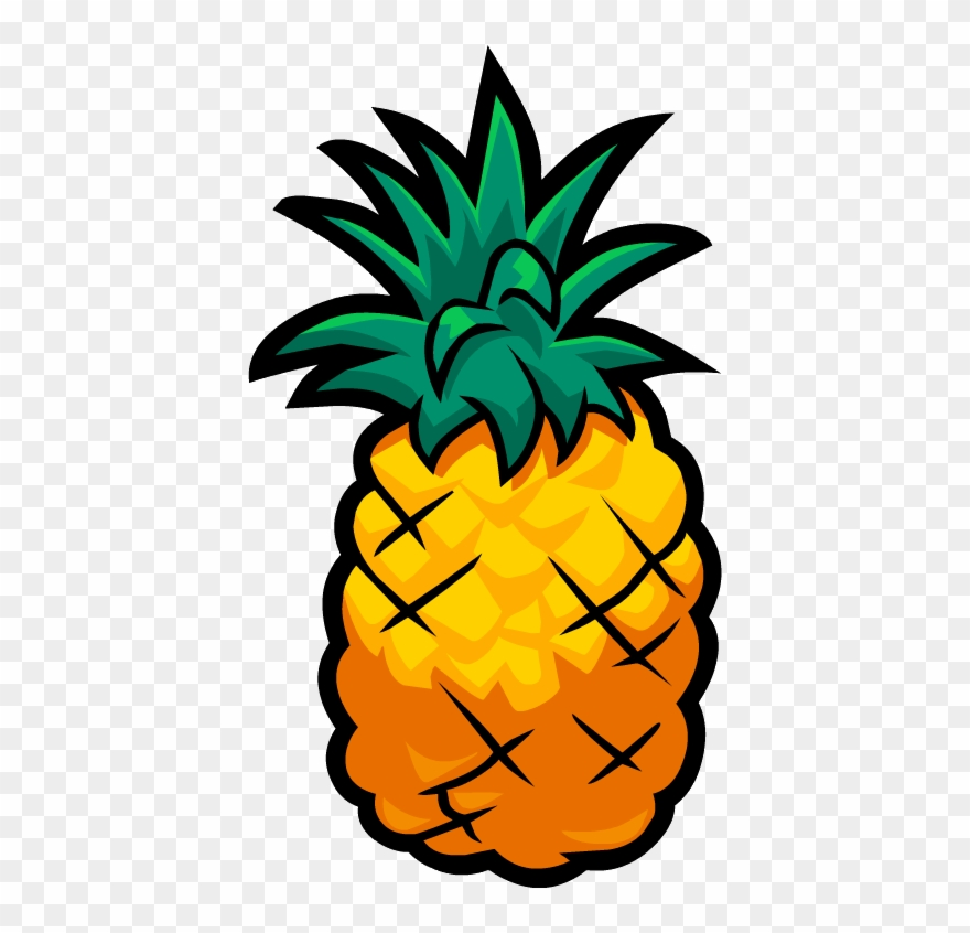 Download Pineapple - Cartoon Pineapple Transparent ...