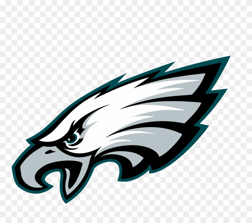 "Ipad 9,7"" Philadelphia Eagles Wallpaper - Philadelphia Eagles Small Logo Clipart"