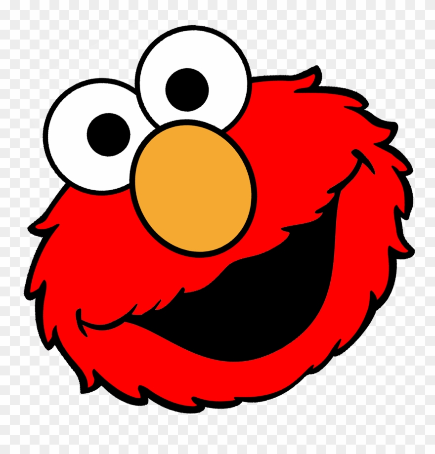 picture relating to Printable Elmo Face called Elmo Facial area Clipart (#3209772) - PinClipart