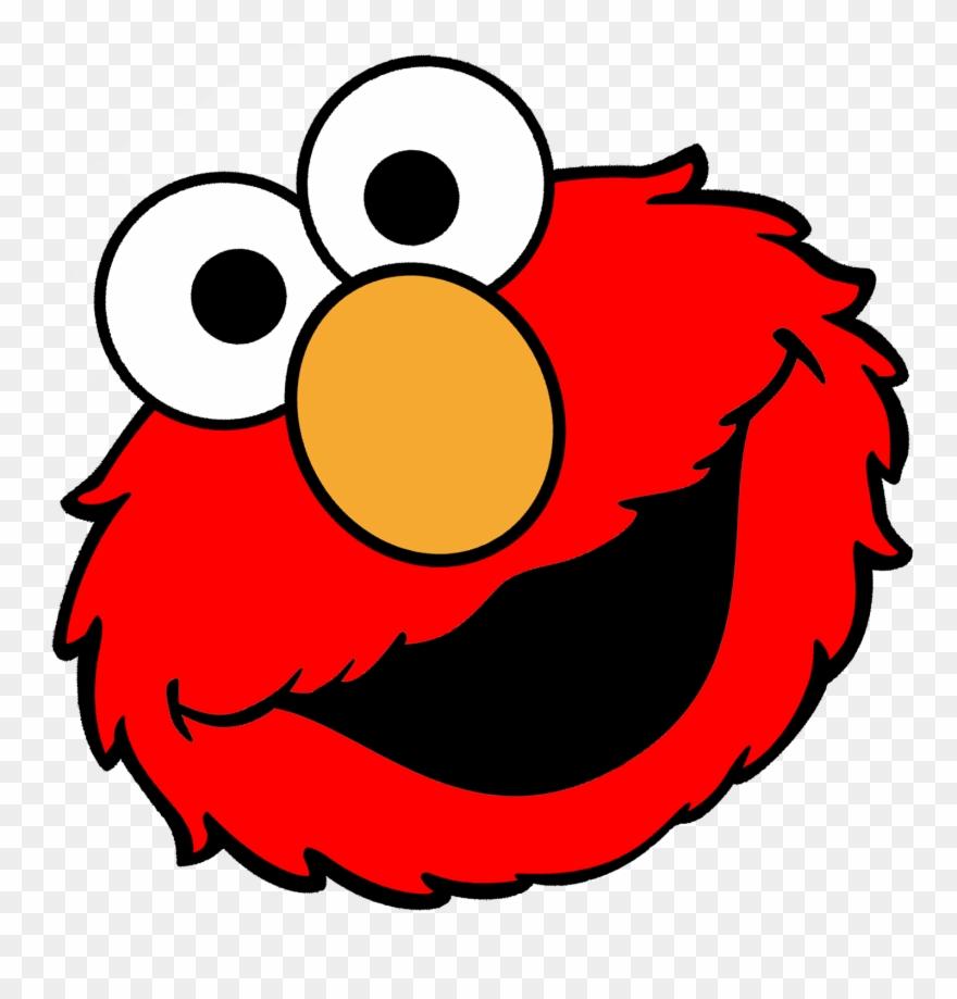 Elmo Face Clipart Elmo Face Clipart (#32...