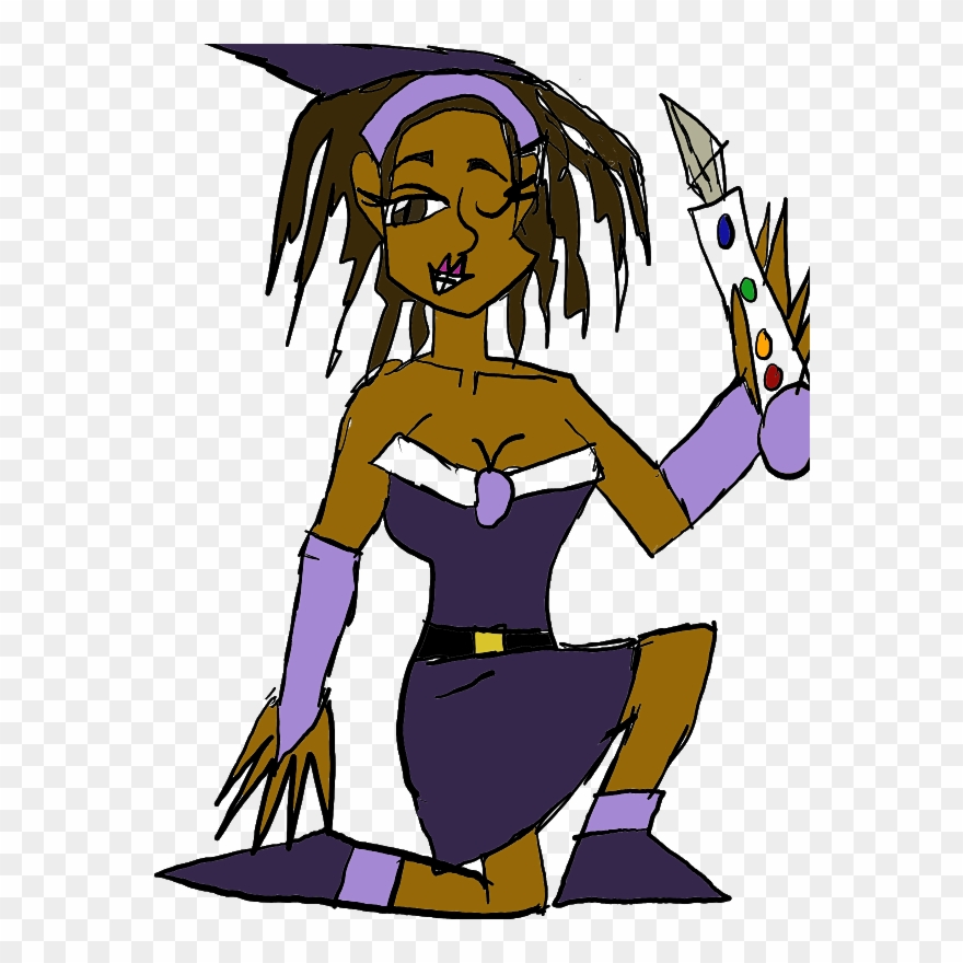 Free Witch Clipart - Graphics - Animations
