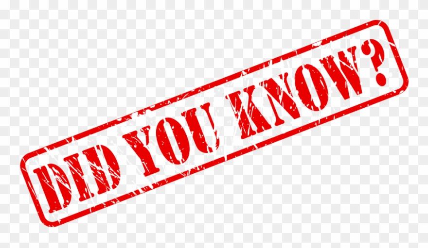Fact Transparent Background - Fun Fact Transparent Clipart