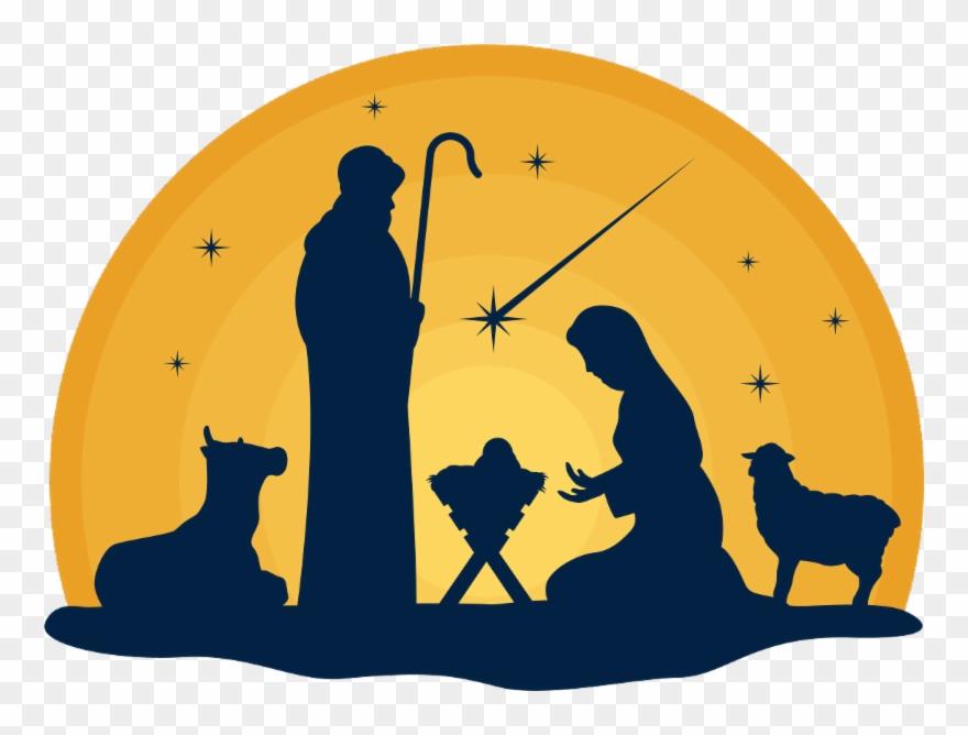 4k Merry Christmas Jesus Clipart 3227631 Pinclipart