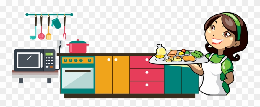 Diner Clipart Menu Sign Png Cozinheira Transparent Png 3230671
