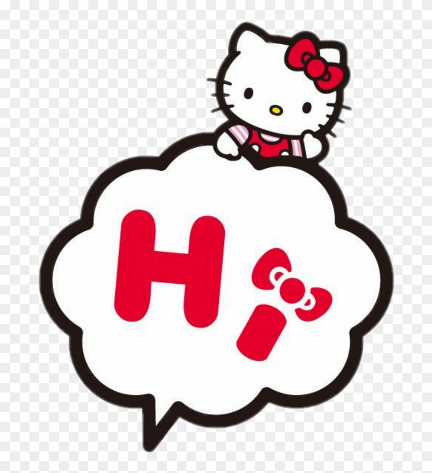 Stickers De Hello Kitty Para Whatsapp.Hellokitty Sticker Hello Kitty Clipart 3233263 Pinclipart