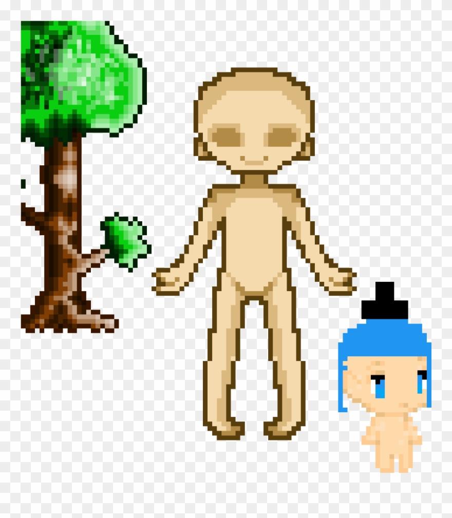 Little Angel Grid Aphmau Pixel Art Clipart 3237710