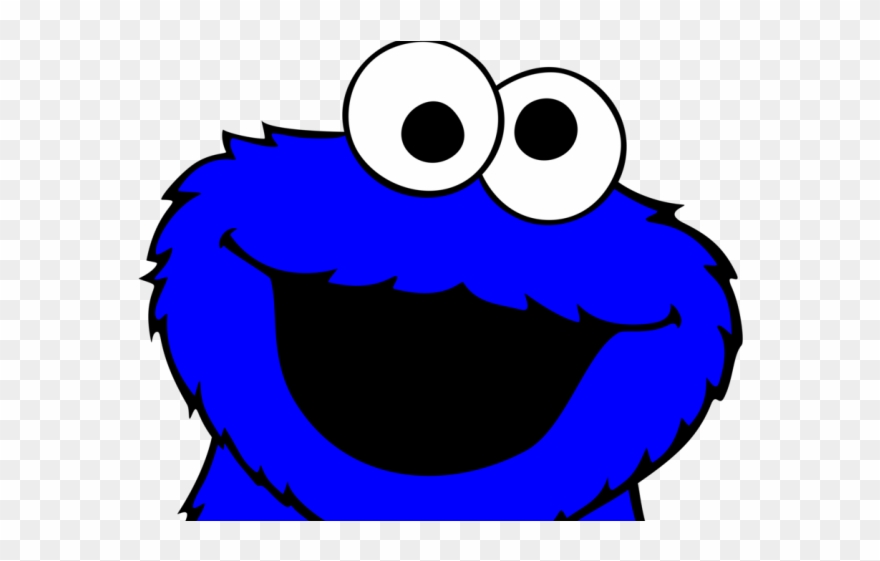 Cookie Monster Clipart High Resolution Transparent Cookie